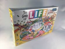 The Game of Life Simpsons Edition MB Games 2004 - Complete