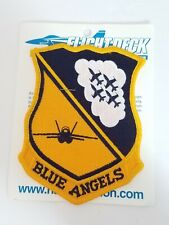 US Navy Blue Angels Patch Military NEW