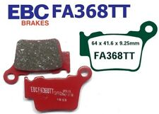 EBC PASTILLAS FRENO fa368tt Eje Trasero para HUSABERG FS570 (Supermoto) 10
