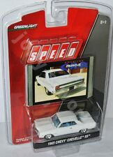 Greenlight Speed - 1965 CHEVY CHEVELLE SS - white - 1:64