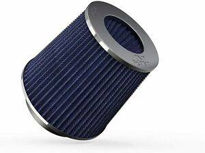 Brand New K&N RG-1001BL High Flow Universal Air Filter for cars and motorcycles
