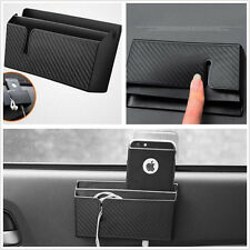 Portable ABS Car Off-Road Air Outlet Storage Celphone Cigarette Tickets Bag Box