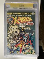 Uncanny X-men 94 CGC Signature Series Signed By Stan Lee