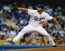 CLAYTON KERSHAW SIGNED AUTOGRAPH 8X10 PHOTO LOS ANGELES DODGERS