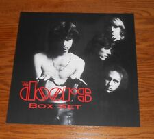 The Doors Box Set Poster 2-Sided Flat Square 1997 Promo 12x12