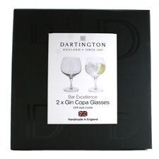Dartington Crystal Bar Excellence Gin Copa Lunettes (Paire) NOUVEAU