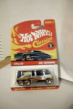 Hot Wheels - GMC Motorhome-  from Classics Series 3 - Chrome
