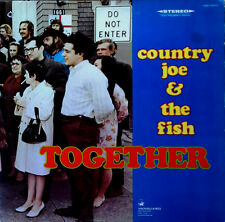 COUNTRY JOE & THE FISH - TOGETHER - VANGUARD LP - GOLD LABEL