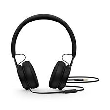 Beats EP Series Wired On-Ear Headphones with In-Line Mic - Black (ML992LL/A)
