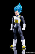 BANDAI S.H.Figuarts Super Saiya God Super Saiya Vegeta Japan version