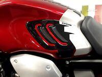 2 ADESIVI in gel 3D PROTEZIONI LATERALI MOTO compatibili HONDA CB1000R dal 2018