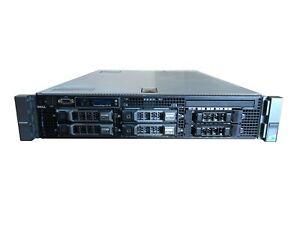 DELL PowerEdge R710 2 x Xeon L5520 8GB ECC 4 x 450GB SAS iDrac6 Ent 2 x PSU