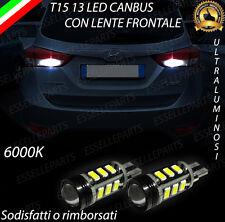 LAMPADE RETROMARCIA 13 LED T15 W16W CANBUS HYUNDAI iX20 NO AVARIA