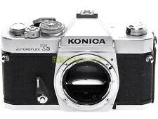 Konica Autoreflex T3 reflex a pellicola, funzionante ma esposimetro KO.