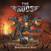 THE RODS - BROTHERHOOD OF METAL   CD NEU