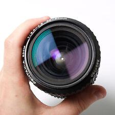 Pentax Pentax-A 28-80mm f/3.5-4.5 ZOOM *WORKS ON DIGITAL PENTAX* PKA *READ*