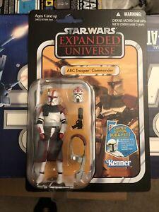 "Hasbro Star Wars 3.75"" Vintage Collection EU ARC TROOPER COMMANDER VC54 New"