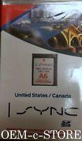 2011 2012 2013 2014 Ford Explorer EDGE MyFord Navigation SD CARD Map A6 Update