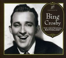 Bing Crosby - Centennial Anthology [New CD] With DVD