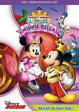 MICKEY MOUSE CLUBHOUSE MINNIE-RELLA New Sealed DVD Disney Junior