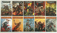 GAMES WORKSHOP CITADEL WARHAMMER 40,000 FANTASY ART CARDS CODEX AND BOOK COVERS