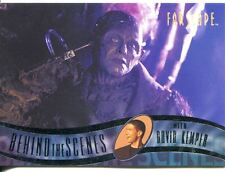 Farscape Season 3 Behind The Scenes Chase Card BTS28