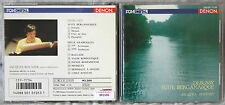 CLAUDE DEBUSSY - SUITE BERGAMASQUE - JACQUES ROUVIER - 1 CD n.1535 ED.JAPPONESE