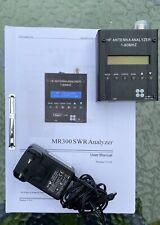 Analizador de onda corta de antena hf MR300 Digital Medidor Probador 1-60M Para Radio Ham