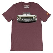 1958 Continental MkIII The Legend Classic Car Men's T-shirts Made in USA