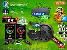 bafang eBike Kit BBSHD BBS03 1000W + 48V 17.5Ah Akku Samsung.Zellen [MEGA.Paket]