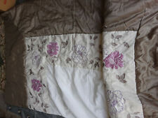 """King Size Bedspread & Pillowcases 8ft 6""""x 8ft"""