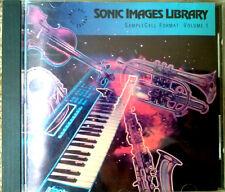 Sonic Images Volume 1 SampleCell CDROM Open Box RARE EXS24 Mach V Kontakt