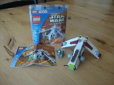 Star Wars Lego 4490 Republic Gunship 100% complete