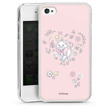 Apple iPhone 4s Handyhülle Hülle Case - Aristocats Marie heart