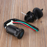 4 waterproof  Wire Ignition Key Switch For 50 90 110 125cc Quad Go Kart TP