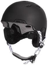 PROTEC Vigilante Snowboard / Ski Helmet  Black XL / 59cm - 60cm (BOA FIT SYSTEM)
