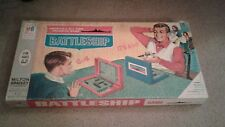 Vintage 1967 BATTLESHIP GAME Milton Bradley,  Complete.