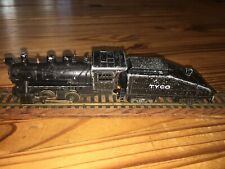 Vintage 1950's Ho Gauge Mantua Tyco RTR Steam Switcher with Tender - All Metal