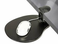 Mouse Platform Pad Clamp Under Desk Shelf Ergonommic Mouse Platform Clip On