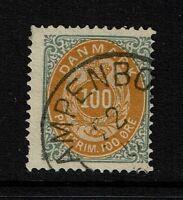 Denmark - SC# 34 - Used - 052117