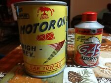 Micromachines - Secret auto supplies - motor oil & gas additive playsets