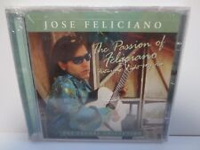 JOSE FELICIANO ~ THE PASSION OF FELICIANO ~ THE ENCORE COLLECTION~NEW SEALED CD