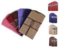 1PCS Coat Clothes Jacket Suit Dress Garment Storage Bag Dust-proof Cover 3 Size