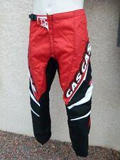Pantalon rouge Gasgas enduro cross GG3800SR taille S