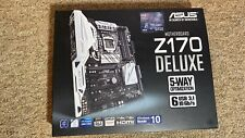 Asus z170-Deluxe,  i7 6700K 4GHZ, Corsair 32GB 2666Mhz DDR4 - Bundle