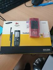 Samsung SGH E900 - Pink (Unlocked) Mobile Phone Brand New.Never been used.