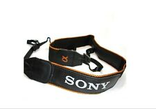 ORIGINAL Shoulder Strap Belt With A / ALPHA LOGO For Sony DIGITAL STILL CAMERA