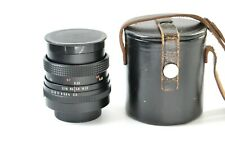 Carl Zeiss Jena MC Flektogon 2.4/35 lens M42 mount S/N 59454