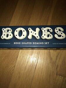 bone dominoes