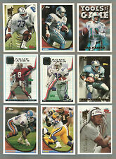1994 TOPPS FOOTBALL LOT (400 CARDS-DIFF) W/STARS, ROOKIES AND H.O.F SET BUILDER